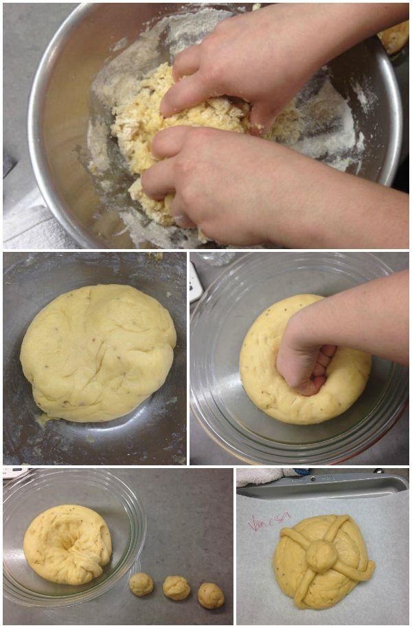Yummy Pan De Muerto Recipe!
