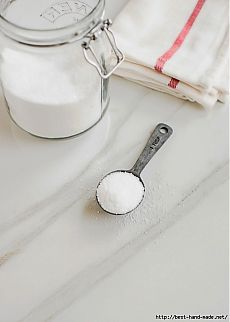 Кондиционер для белья - очень простой и эффективный рецепт.