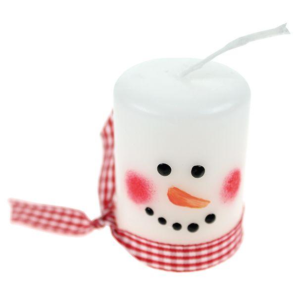 Vahaväreillä voit koristella kynttilöistä persoonallisia lahjoja!