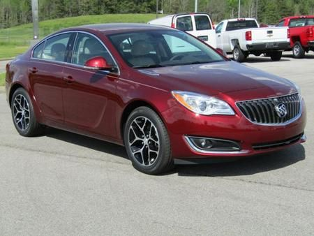 For Sale 2017 Buick Regal 4dr Sdn Sport Touring FWD - $29,808