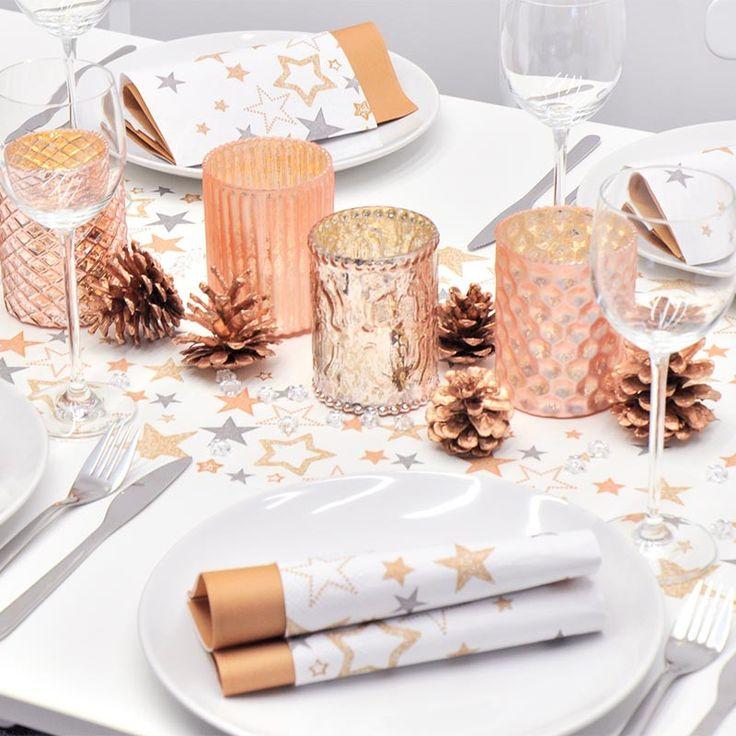 71 best Tischdeko Weihnachten images on Pinterest  Christmas centrepieces Christmas crafts and