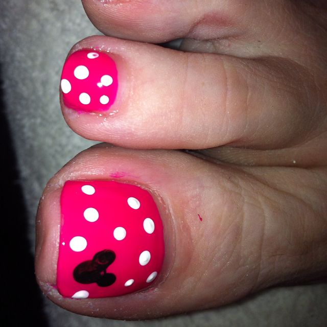 Jen B. I am thinking this for your toes ;)