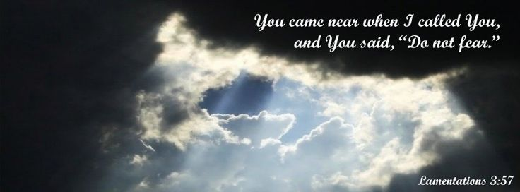Lamentations 3:57