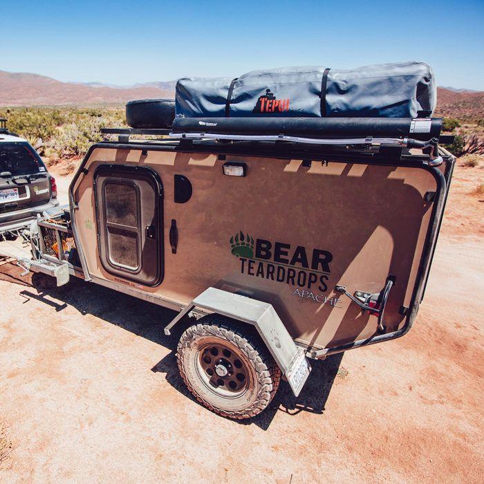 Buy The Best Teardrop Trailer Bear Teardrops Trailers