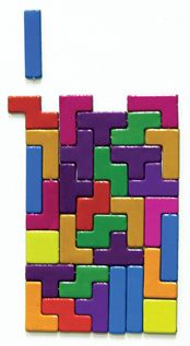 Tetris Magnets  Price: Can$9.99