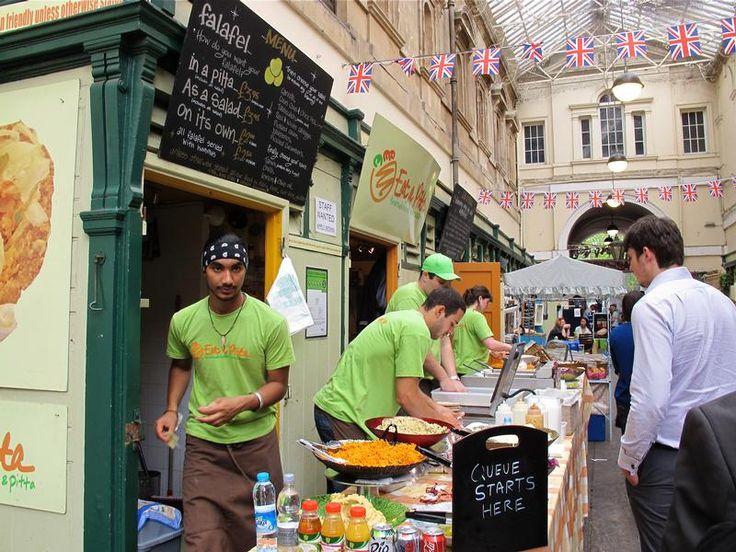 St Nicholas Market - Bristol, England