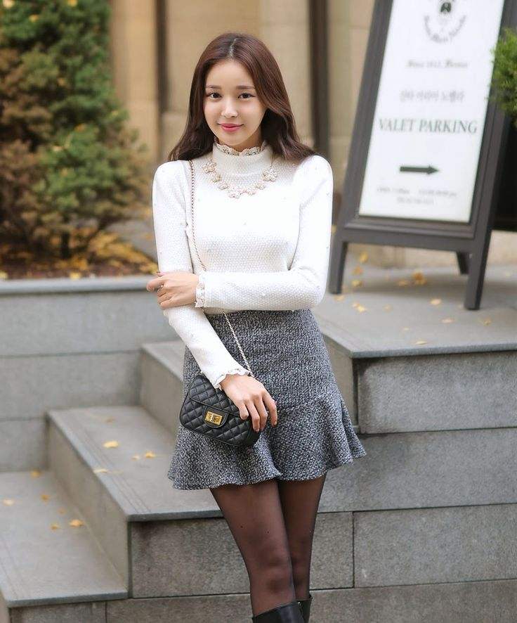 17 best images about faldas on pinterest skirts - Modelos de faldas de moda ...