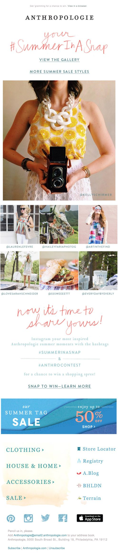 Best 25 Anthropologie instagram ideas on Pinterest