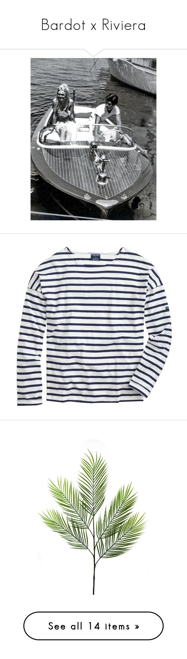 """""""Bardot x Riviera"""" by thewhiskeyfox ❤ liked on Polyvore featuring backgrounds, bardot, photos, sets, tops, shirts, long sleeves, stripes, nautical striped shirt and white long sleeve top"""