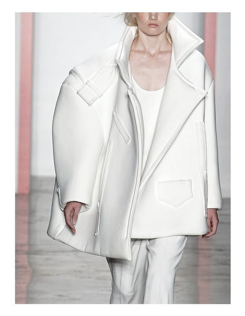 MELITTA BAUMEISTER @ PARSONS THE NEW SCHOOL FOR DESIGN 2014 SS COLLECTION