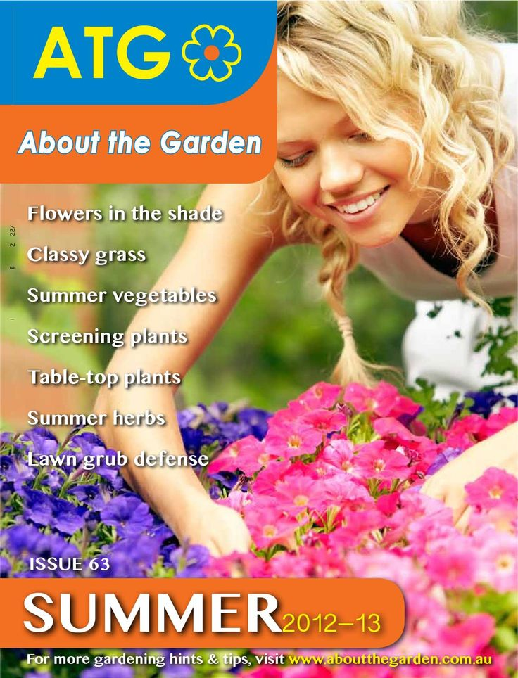 The About the Garden magazine is an educational publication that encourages gardening and promotes plants suitable for the wide range of climates found in Queensland, northern and central New South Wales and Victoria. This Issue: - Flowers in the Shade - Classy grass - Summer Vegetables - Screening Plants - Table-top plants - Summer herbs - Lawn grub defense #summer #garden #grownow #aboutthegarden #magazine #australia