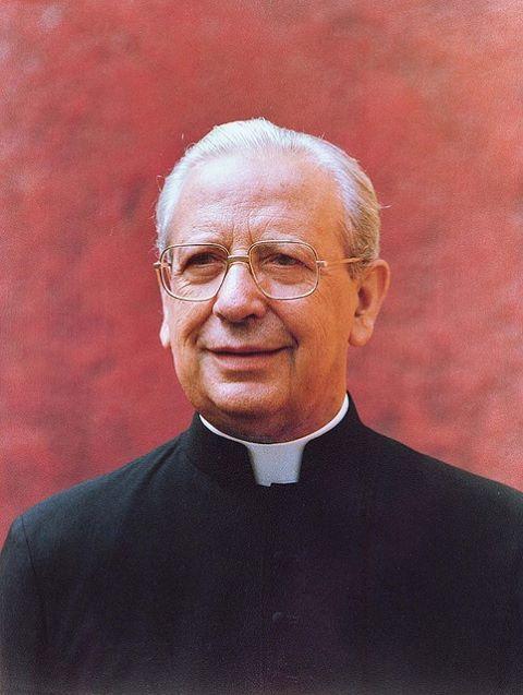 Don Alavaro del Portillo to be beatified. Deo Gratias!