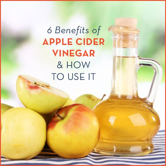 Apple cider vinegar is all the rage right now; here's why you should be incorporation it into your diet. #acv