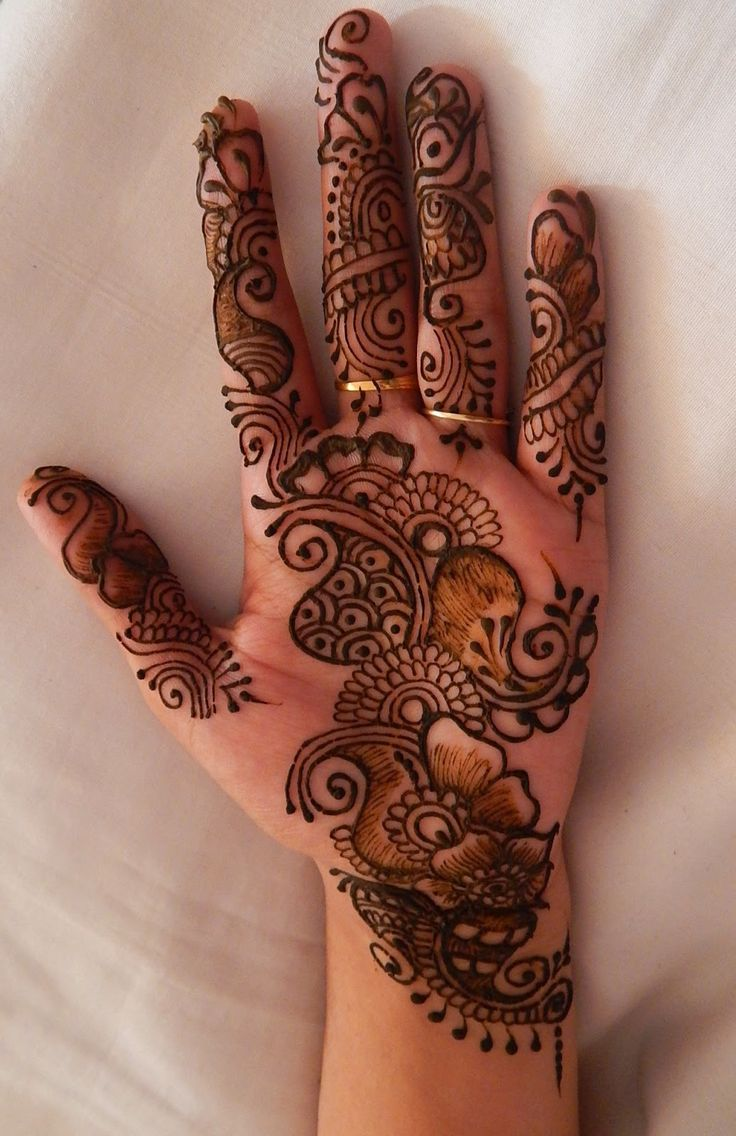 Latest mehndi designs 2016 2017 top 47 mehndi styles - Arabic Bridal Mehndi Designs For Hands 34 Trending Styles