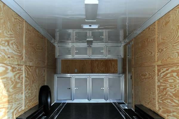 17 Best Images About Cargo Trailer Designs On Pinterest