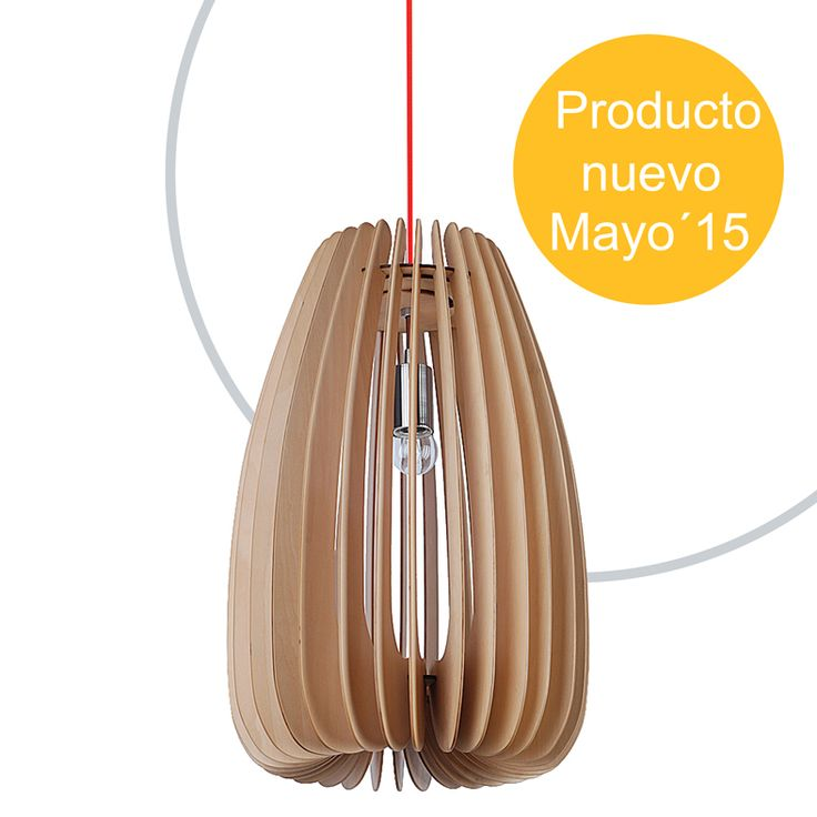 Lámpara Capullo