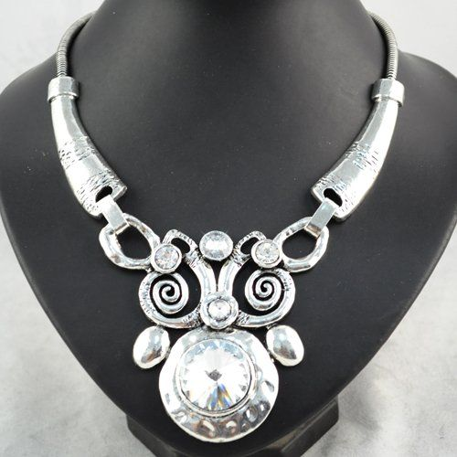41 best metal casting necklaces images on pinterest metal aliexpress buy fashion owl jewelry necklace alloy big metal necklace costume jewellery mozeypictures Images