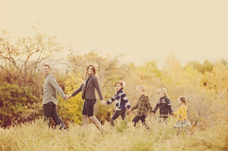 3 idées originales pour faire des photos de famille | Zoom Zoom