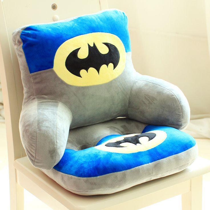 1 Set Cute Decorative Sofa Pillows Kids Prefer Cartoon Pattern Cushion Outdoor Home Decor Chair Seat Cushions For Chairs Sofa #Affiliate