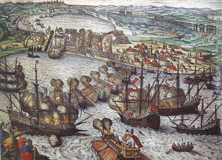 The contest between Charles and Suleiman for the mastery of the Mediterranean was decided in favour of the Sultan, in spite of Spanish victories such as the Conquest of Tunis in 1535.