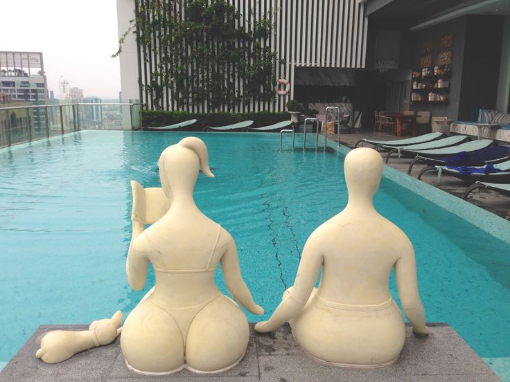 Review of the Hilton Sukhumvit Bangkok Hotel in Thailand by Wilson Travel Blog