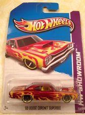 HOT Wheels 69 Dodge Coronet Superbee 2013 Showroom | eBay