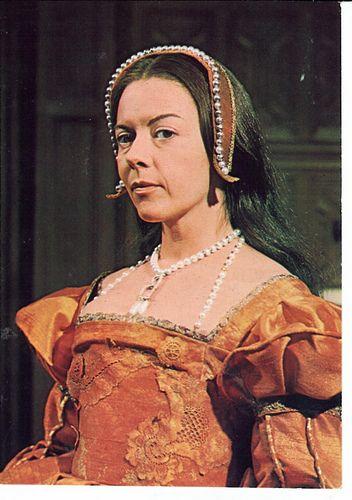 Anne Boleyn - Second Wife of King Henry VIII The Six Wives of Henry VIII  (1970) - Dorothy Tutin