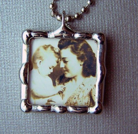 22 best fun fabulous jewelry images on pinterest necklaces i photo charm soldered glass pendant wedding by designedtocharm2 1900 aloadofball Images