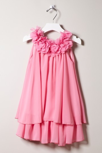 Paulinie Flower Neckline Dress by Paulinie on @HauteLook