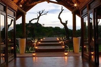 Nambiti Hills Private Game Lodge - [Welcome area]  Kwazulu Natal - Africa