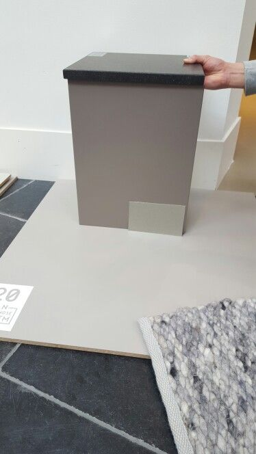 Keuken vloer-plint-front-blad