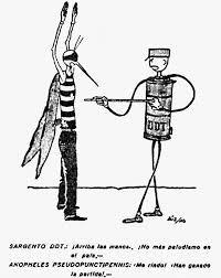 Resultado de imagem para malaria newspaper cartoons