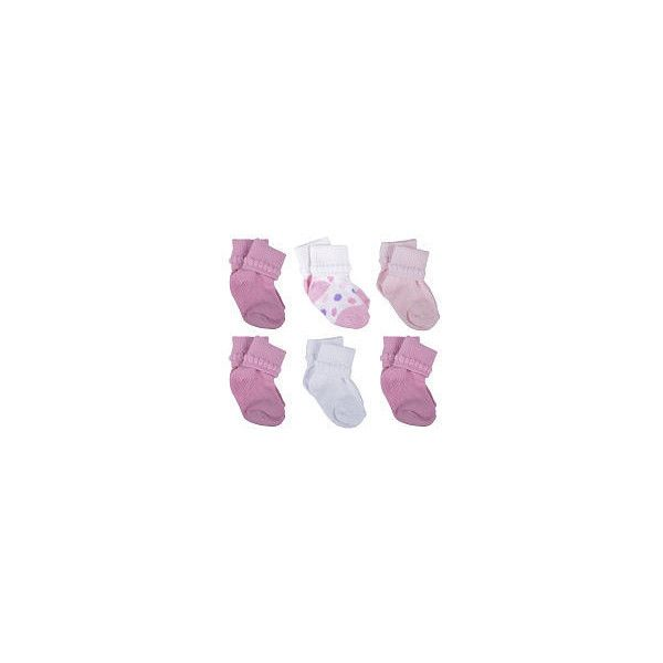 Babies R Us Girls' 6 Pack Bubble Booties Babies R Us (19 BRL) ❤ liked on Polyvore featuring baby girl, babies. and baby socks