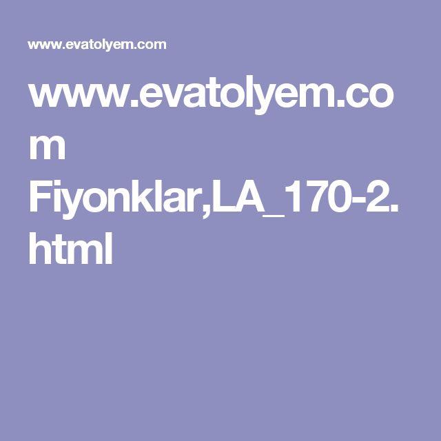 www.evatolyem.com Fiyonklar,LA_170-2.html