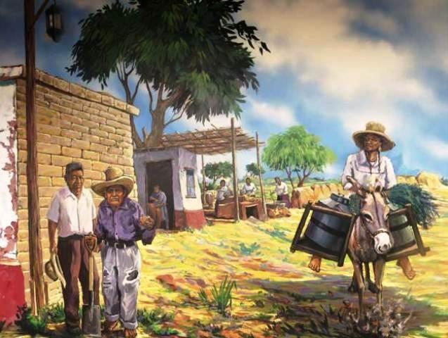 pinturas costumbristas norte de peru  Google Search  PERU  Viva mexico Mexico Peru