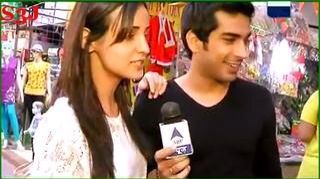 Lovely best couples ever Mohit with Sanaya