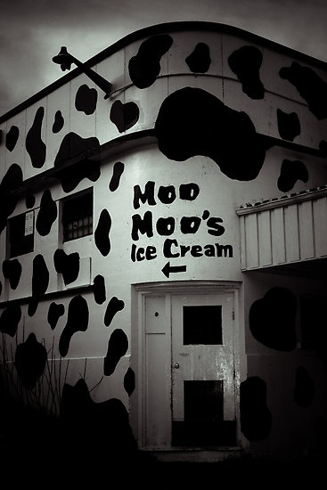 Moo Moo's (an Ice cream store/factory in St. John's, Newfoundland, Canada) by Colin Tobin