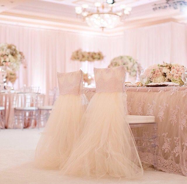 Elegant. Chair SlipcoversChair CoversWedding TableWeddingsTable Linens