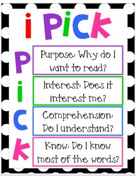 Daily 5 Anchor Charts | ABC Adjective Graphic Organizer - It's A First Grade Life For Me ...