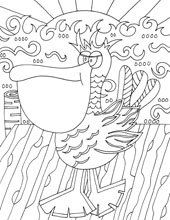 The 16 best images about Coloring Pages Animals on Pinterest