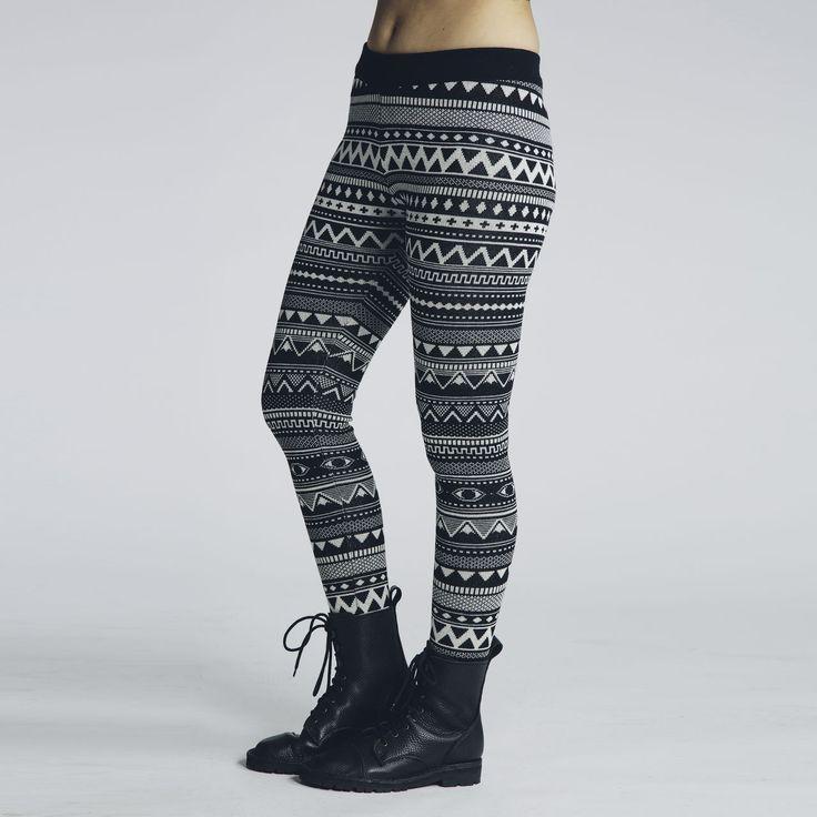 Silmät-leggingsit | Uhana Design