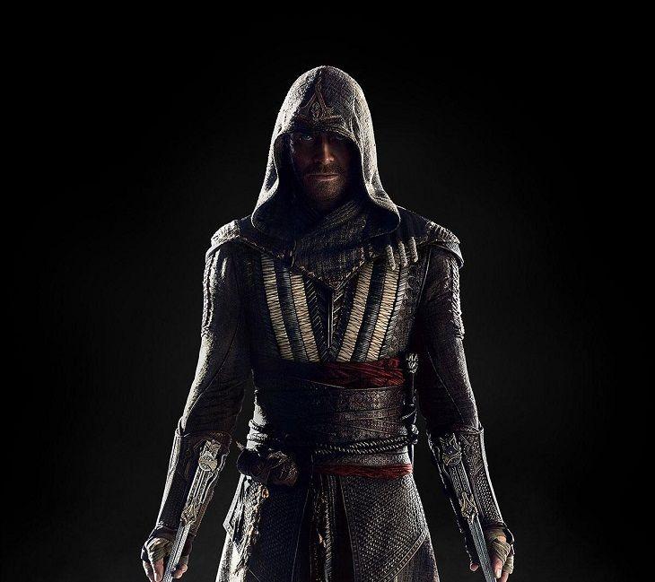 Primera imagen de Michael Fassbender en 'Assasin´s Creed'.