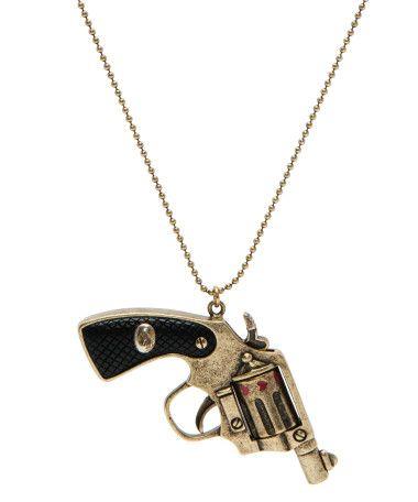 I love the hidden hearts, it makes the gun a tad girly.