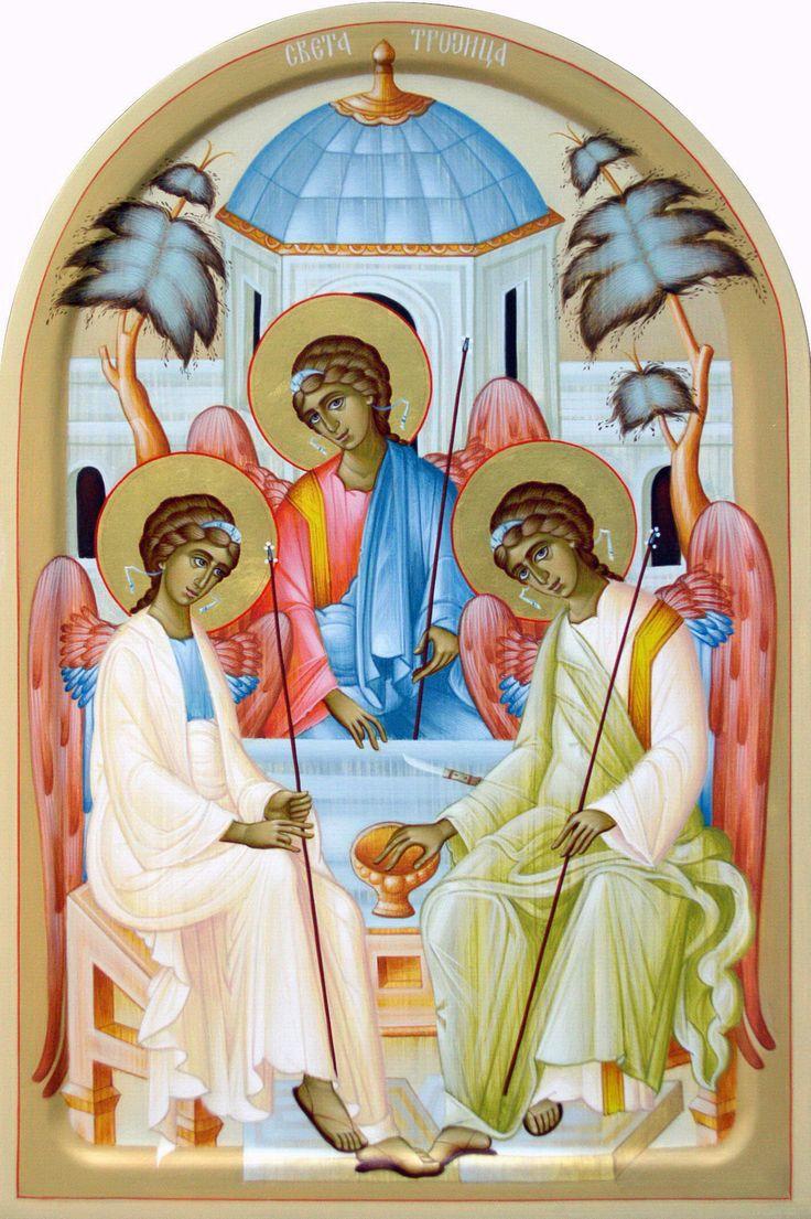 Holy Trinity by Dragan Jovanovic