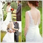 Outdoor Rustic Canadian Wedding: Smithers Driftwood Lodge