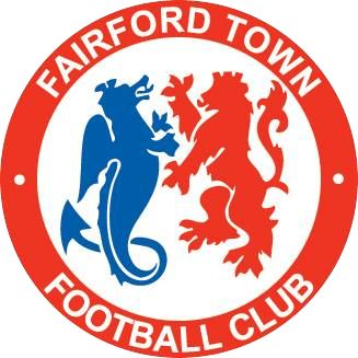 Fairford Town of Gloucestershire, England crest.