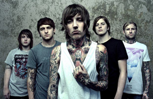 "Stream Bring Me The Horizon's ""Shadow Moses"""