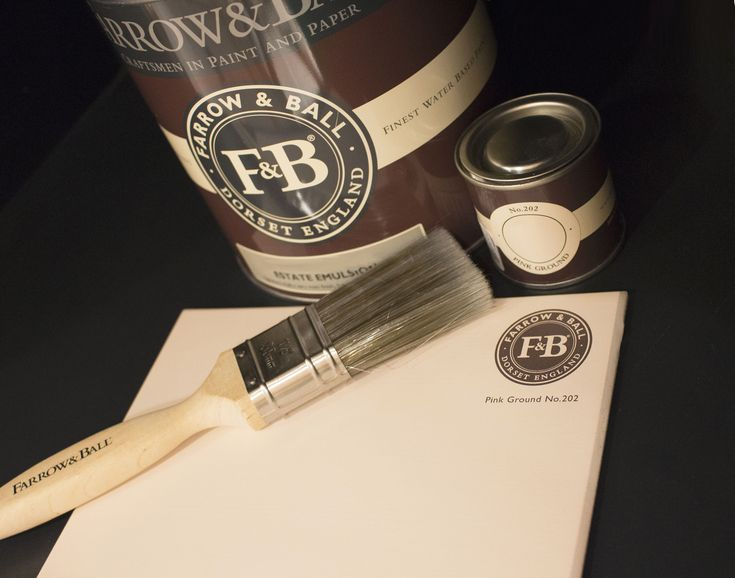 We are FULL STOCKISTS for Farrow&Ball paint