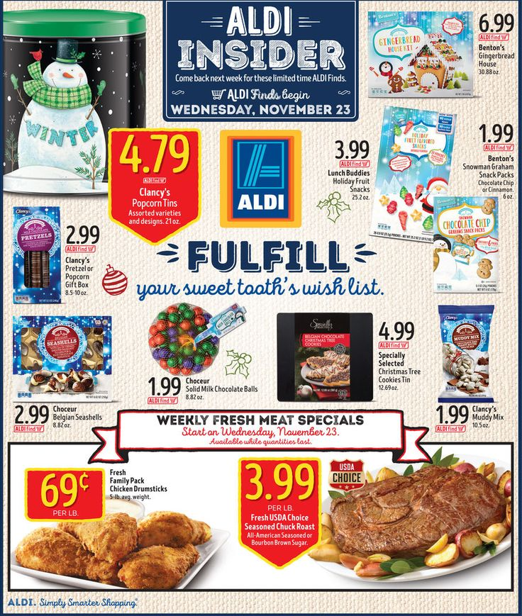 Aldi In Store Ad November 23, 2016 - http://www.olcatalog.com/grocery/aldi-weekly-ad.html