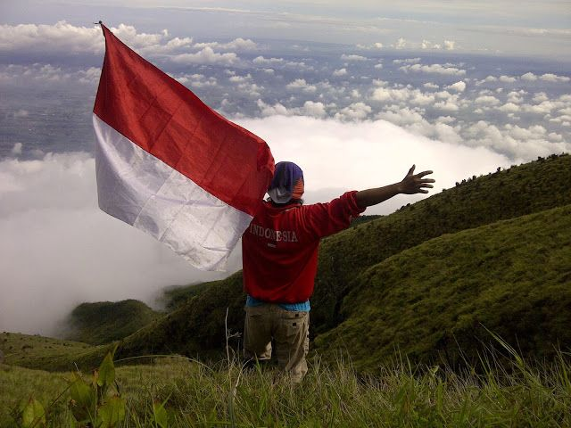 Wonderful Indonesia MT Sumbing